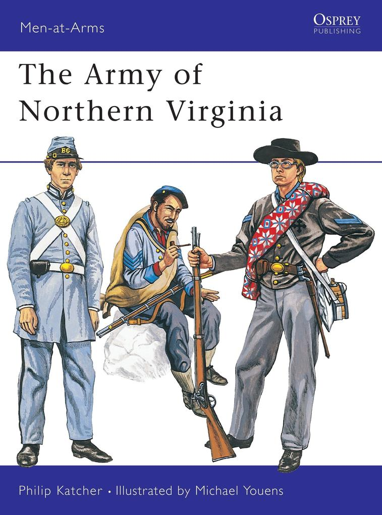 The Army of Northern Virginia als Taschenbuch