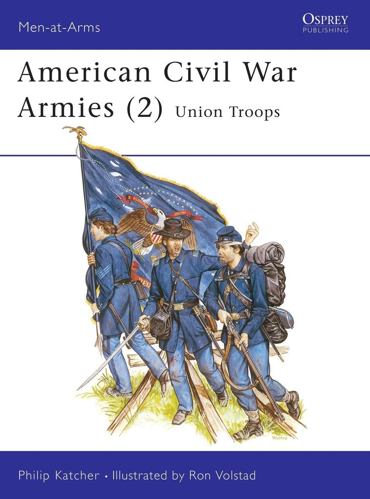 American Civil War Armies als Taschenbuch