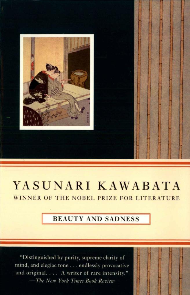 Beauty and Sadness als Taschenbuch