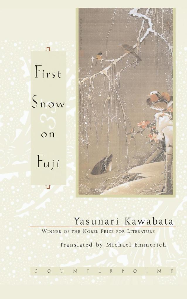 First Snow on Fuji als Taschenbuch