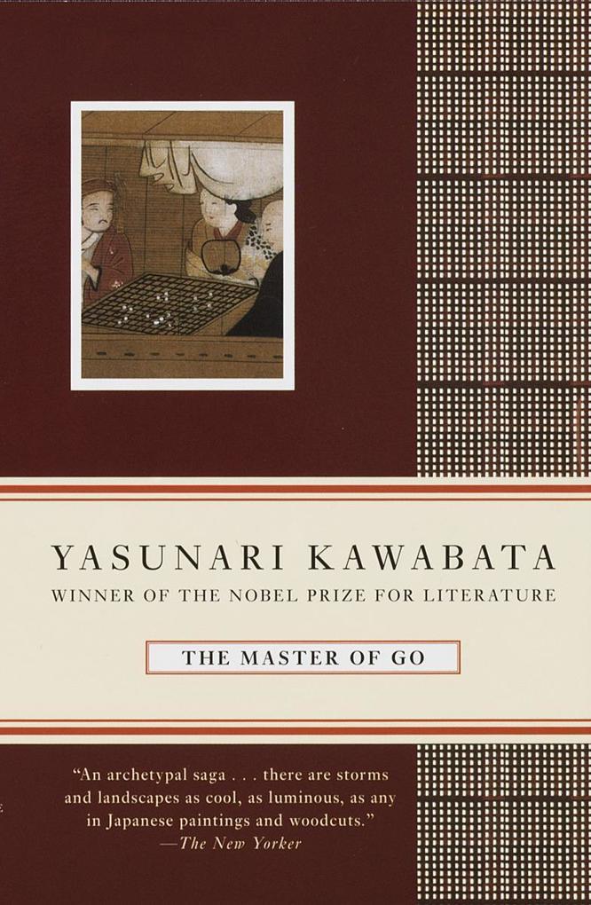 The Master of Go als Taschenbuch
