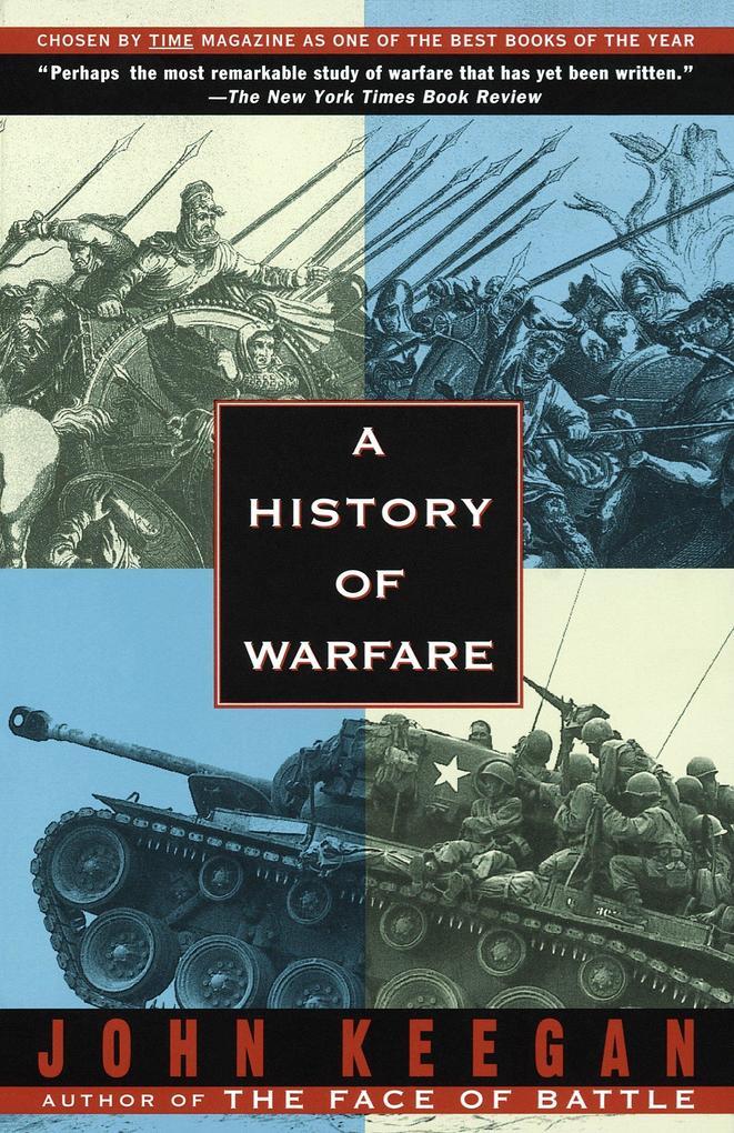 A History of Warfare als Taschenbuch