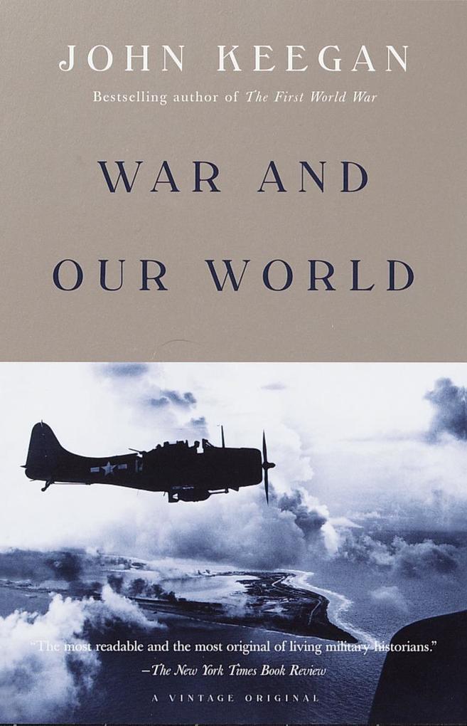 War and Our World als Taschenbuch