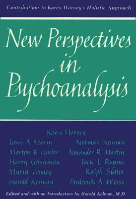 New Perspectives in Psychoanalysis als Buch
