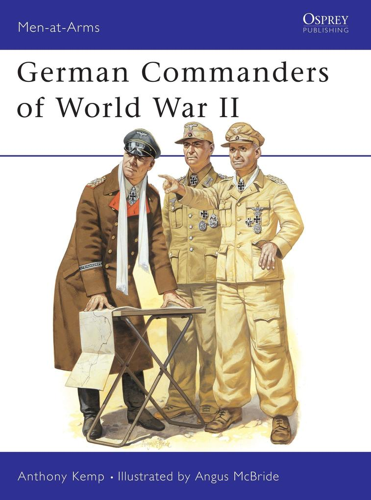 German Commanders of World War II als Taschenbuch