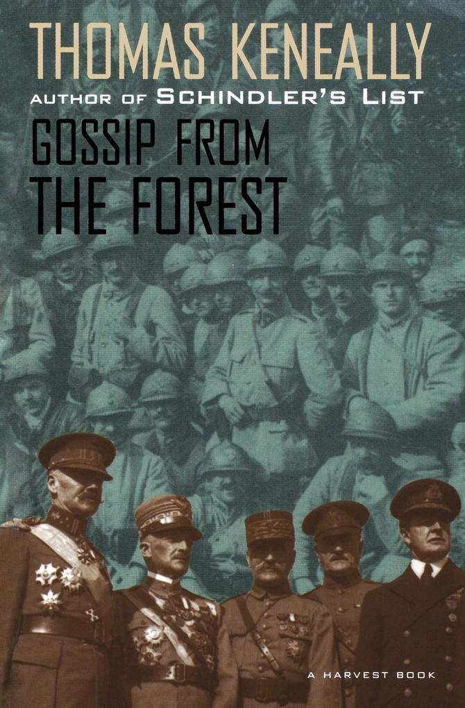 Gossip from the Forest als Taschenbuch