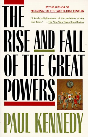 The Rise and Fall of the Great Powers als Taschenbuch