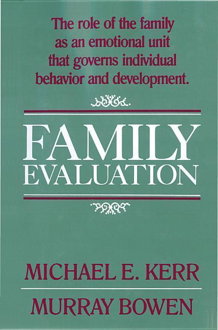 Family Evaluation als Buch