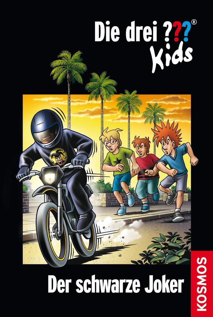 Die drei ??? Kids, Band 55, Der schwarze Joker (drei Fragezeichen Kids) als eBook