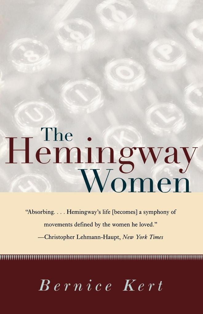 The Hemingway Women als Taschenbuch