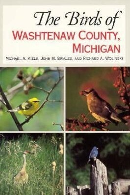 The Birds of Washtenaw County, Michigan als Taschenbuch
