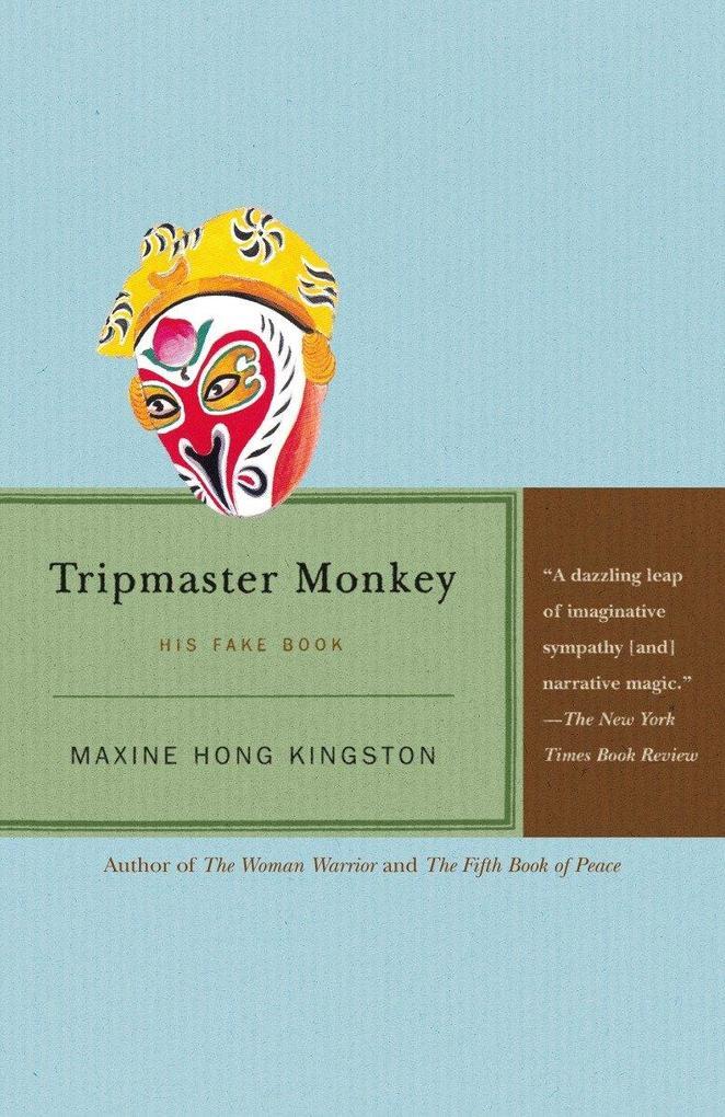 Tripmaster Monkey: His Fake Book als Taschenbuch