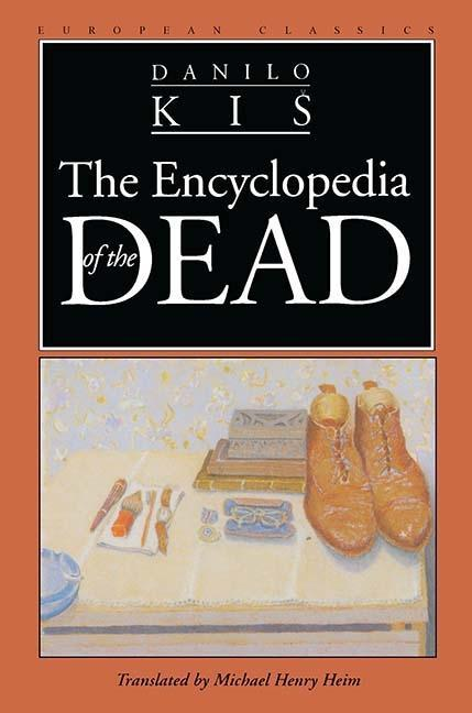 Encyclopedia of the Dead als Taschenbuch