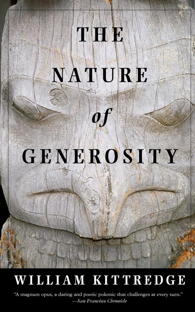 The Nature of Generosity als Taschenbuch