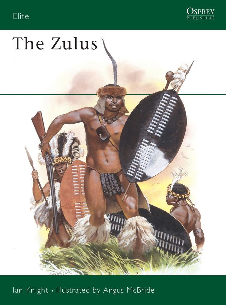 The Zulus als Taschenbuch