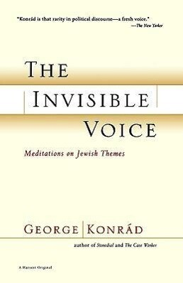 The Invisible Voice: Meditations on Jewish Themes als Taschenbuch