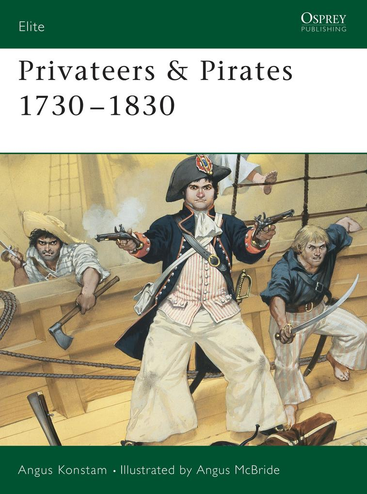 Privateers and Pirates 1730-1830 als Taschenbuch