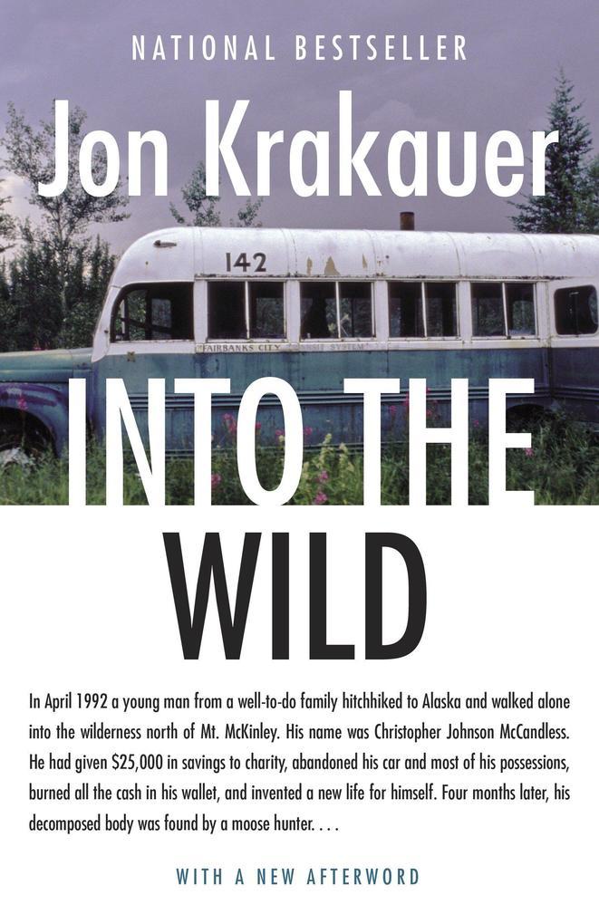 Into the Wild als Taschenbuch