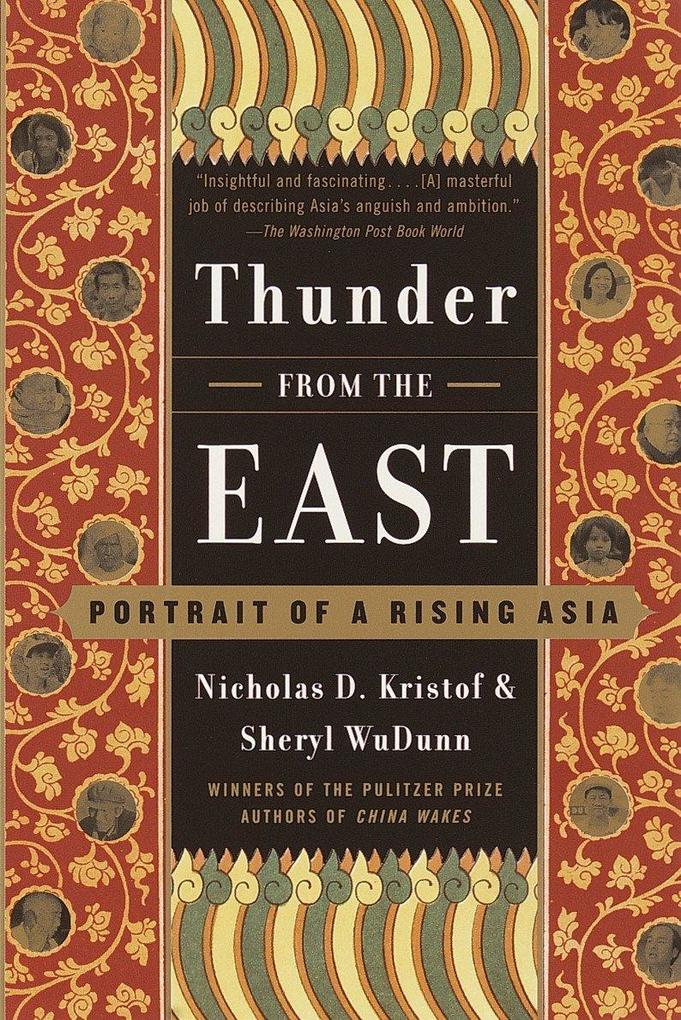 Thunder from the East: Portrait of a Rising Asia als Taschenbuch