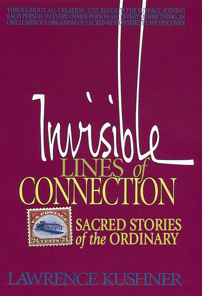 Invisible Lines of Connection: Sacred Stories of the Ordinary als Taschenbuch