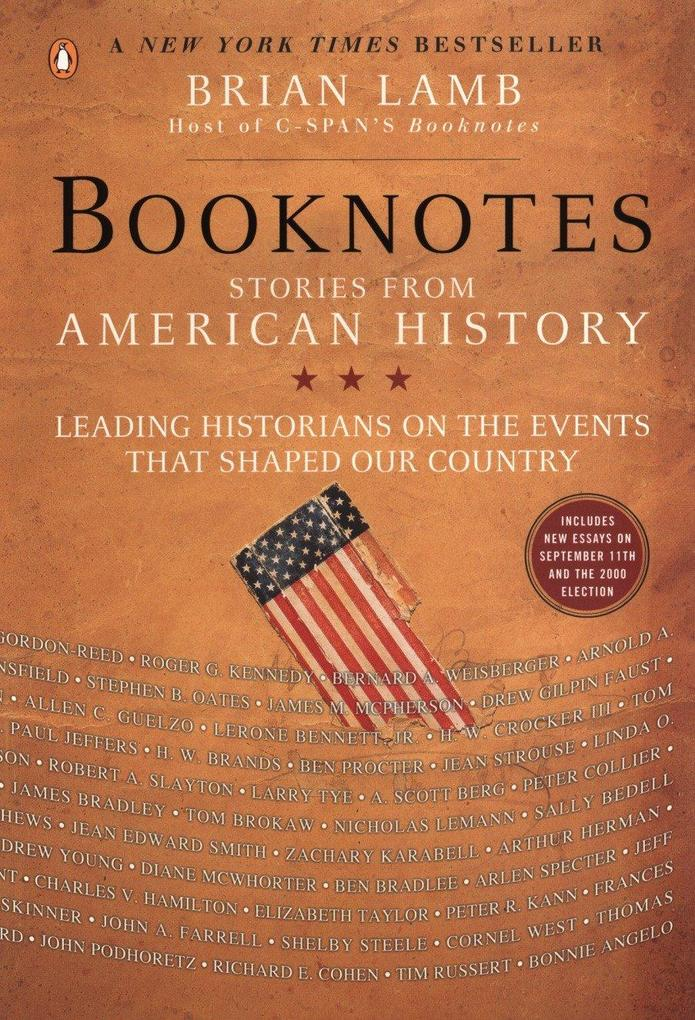 Booknotes: Stories from American History als Taschenbuch