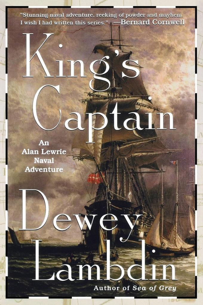 King's Captain als Buch