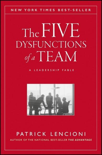 The Five Dysfunctions of a Team als Buch