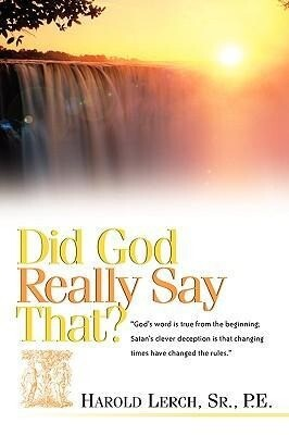 Did God Really Say That? als Buch