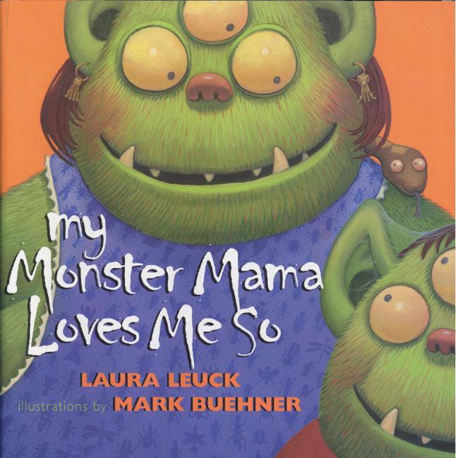 My Monster Mama Loves Me So als Taschenbuch