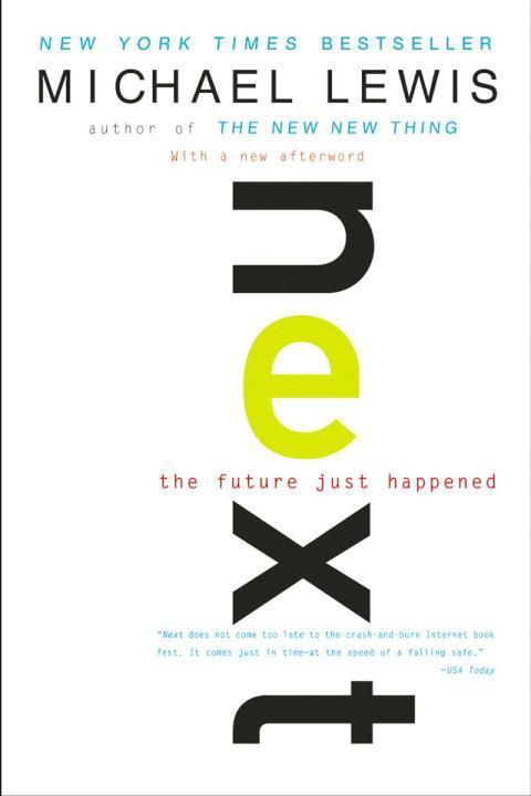 Next: The Future Just Happened als Taschenbuch