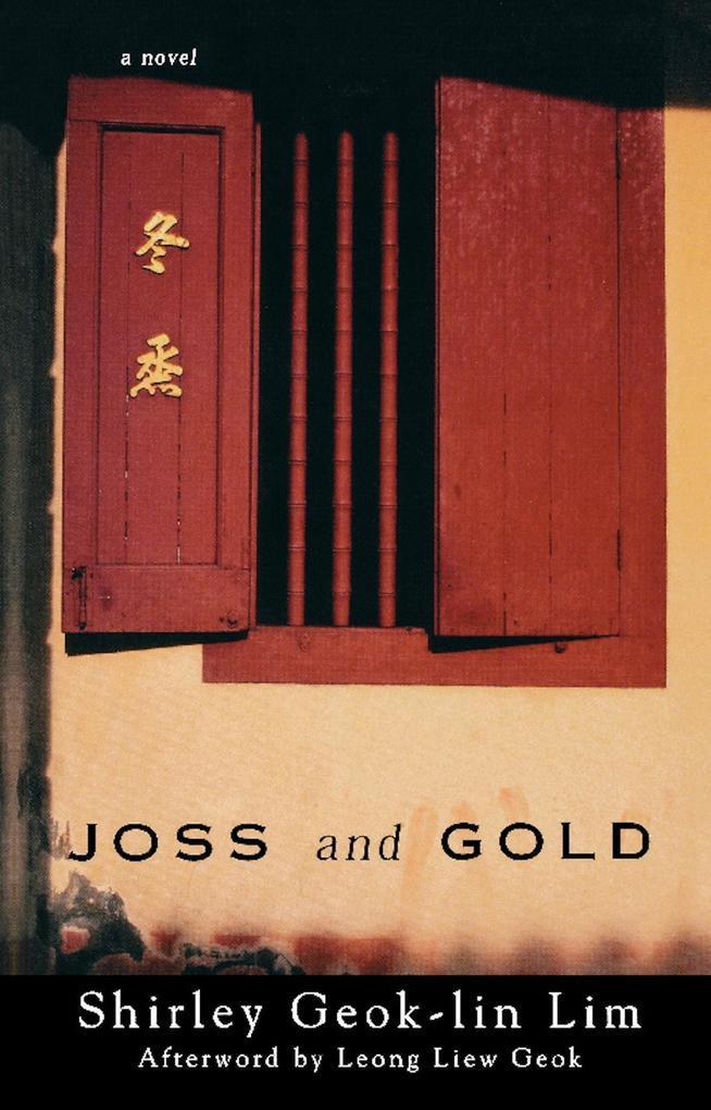 Joss and Gold als Taschenbuch