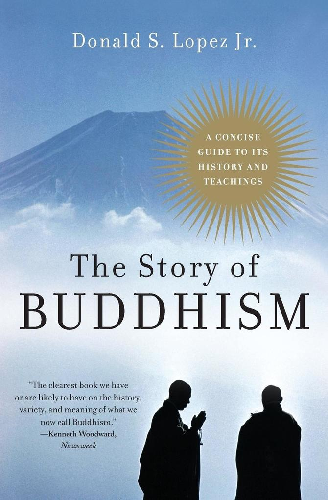 The Story of Buddhism als Buch