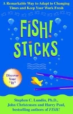 Fish Sticks als Buch