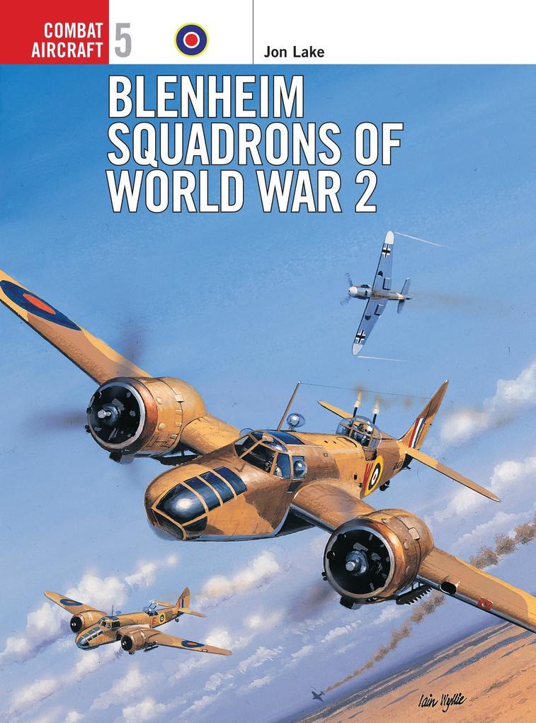 Blenheim Squadrons of World War Two als Taschenbuch