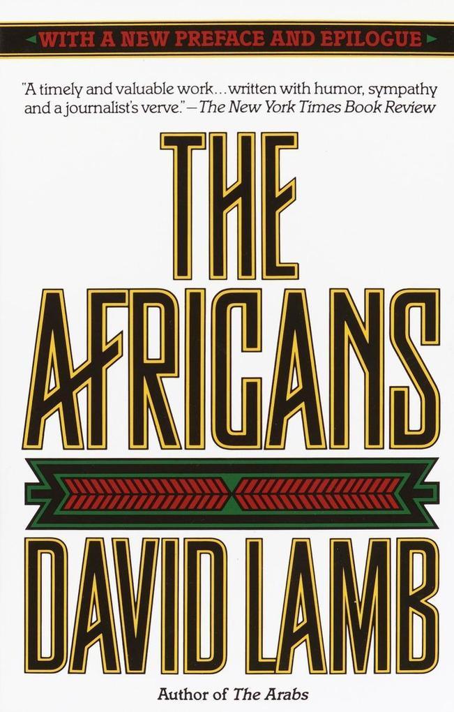 The Africans als Taschenbuch