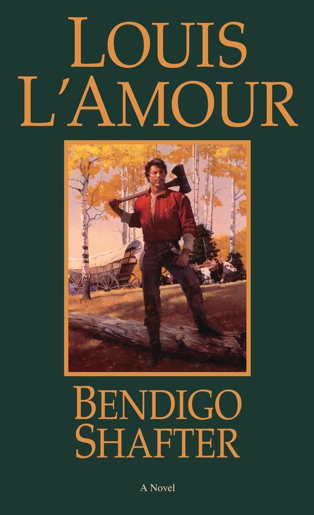 Bendigo Shafter als Taschenbuch