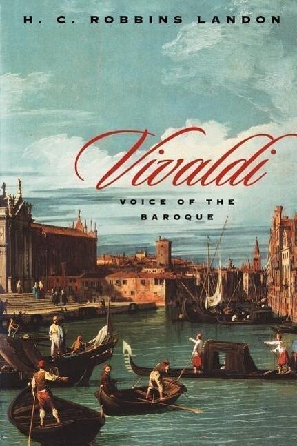Vivaldi: Voice of the Baroque als Taschenbuch