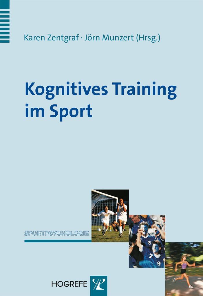 Kognitives Training im Sport als Buch von