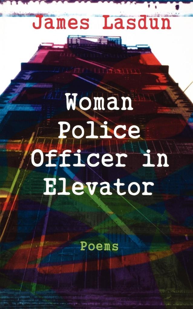 Woman Police Officer in Elevator als Taschenbuch
