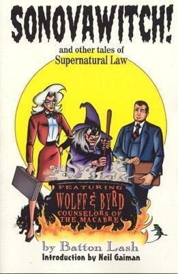 Sonovawitch!: And Other Tales of Supernatural Law als Taschenbuch