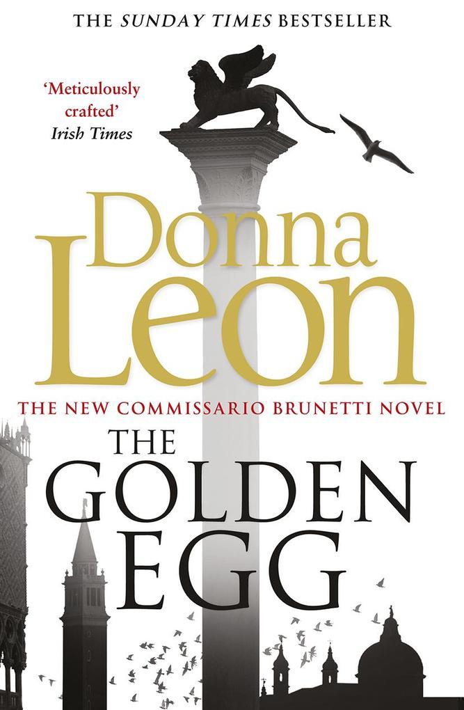 The Golden Egg als eBook von Donna Leon