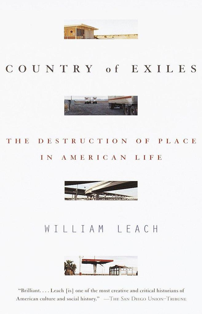 Country of Exiles als Taschenbuch