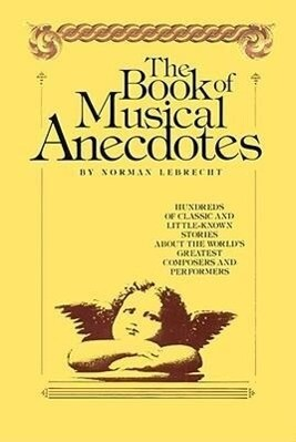 Book of Musical Anecdotes als Buch