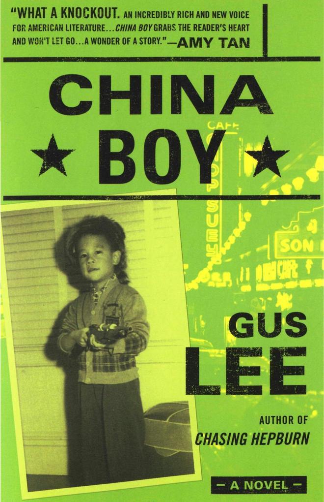 China Boy als Taschenbuch