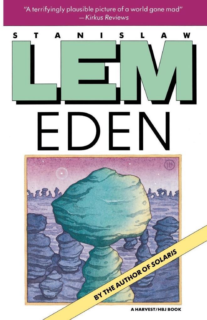 Eden als Taschenbuch