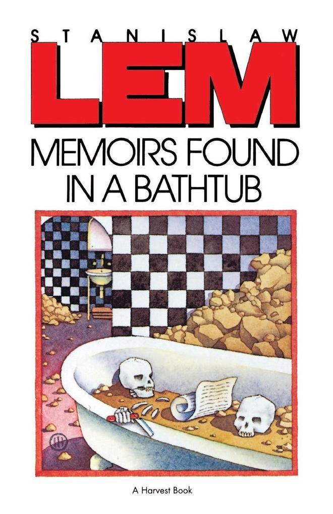 Memoirs Found in a Bathtub als Taschenbuch