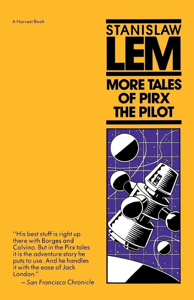 More Tales of Pirx the Pilot als Taschenbuch
