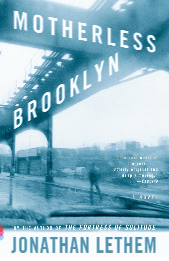 Motherless Brooklyn als Taschenbuch