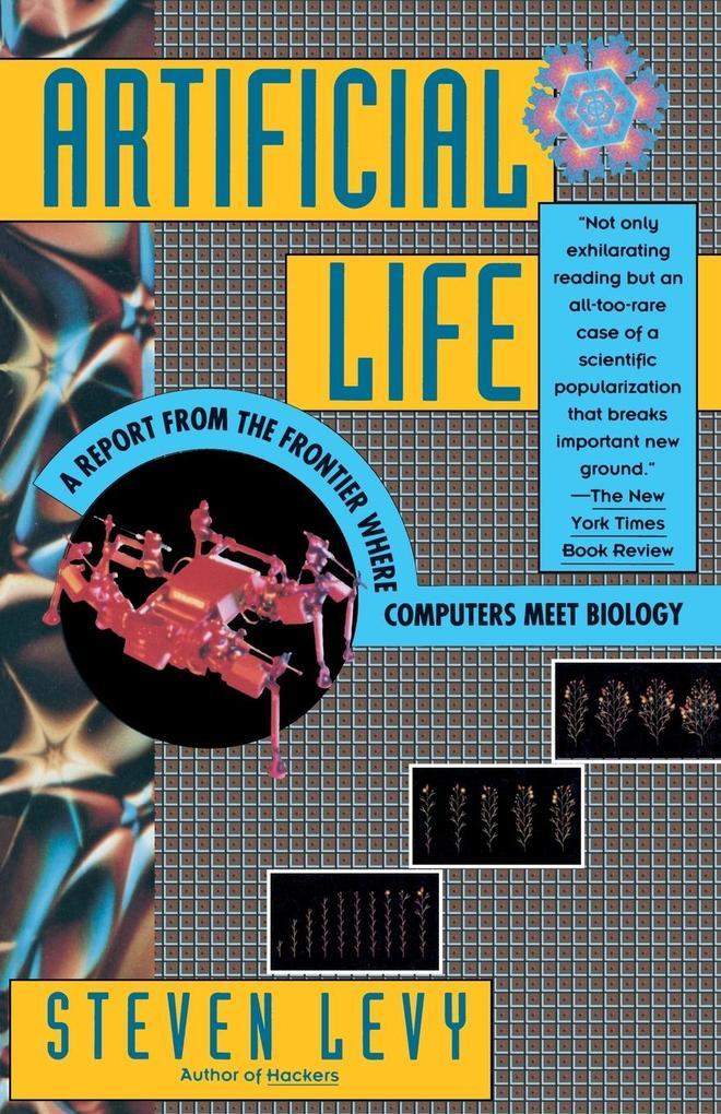Artificial Life als Taschenbuch