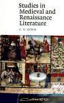 Studies in Medieval and Renaissance Literature als Buch